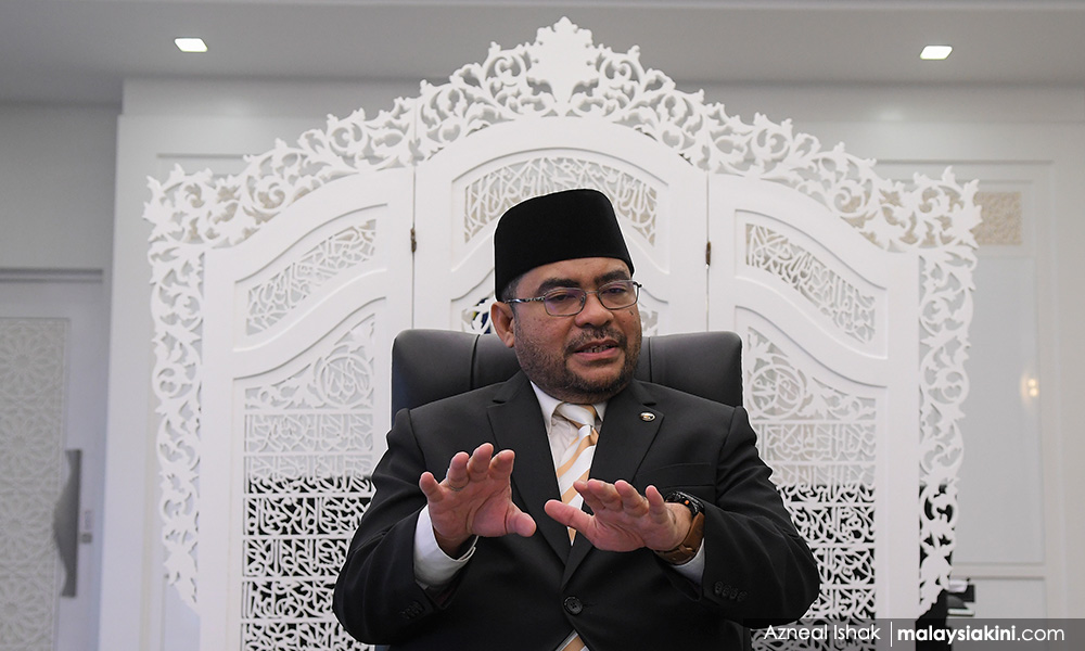 M'sia wants to be role model for peace and order - Mujahid