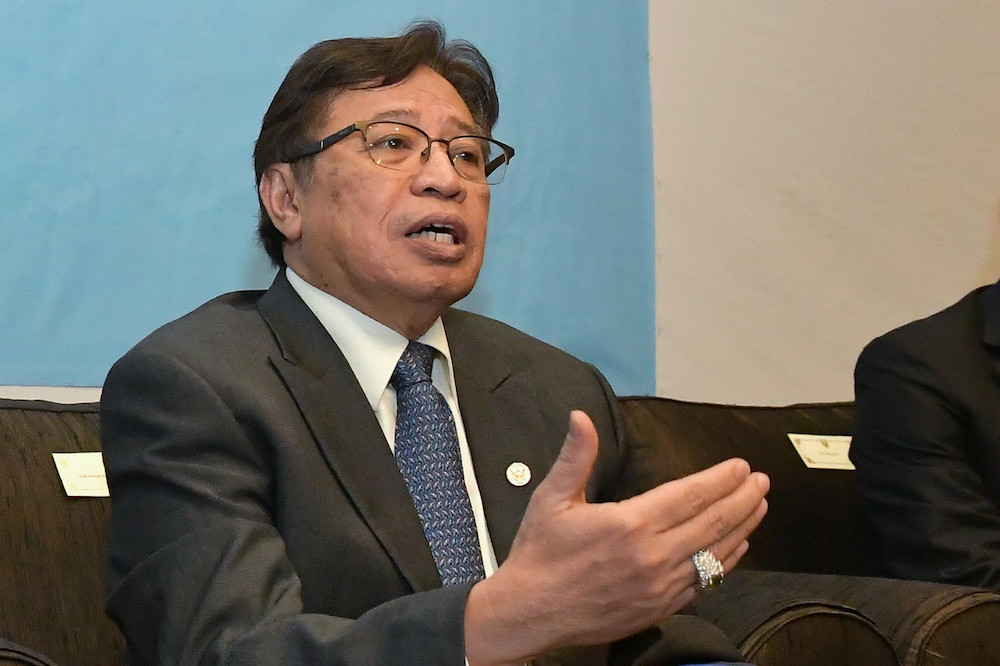 Sarawak CM vows 'collective approach' in developing state