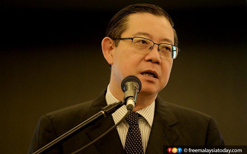 Malaysia de-industrialising too soon, too fast, says Guan Eng