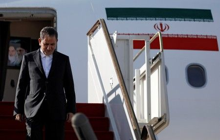 America did not allow iranians to benefit from nuclear deal: jahangiri