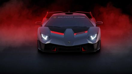 One-off Lamborghini SC18 Alston makes Goodwood FoS appearance