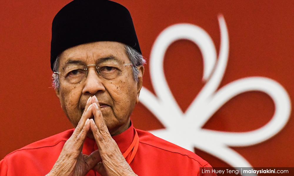 Yoursay: Mahathir has become New Malaysia's dilemma
