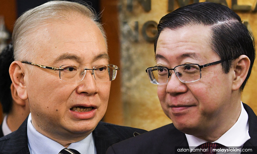 MCA president: Boycott non-Muslim goods? Guan Eng needs SPM credit in BM