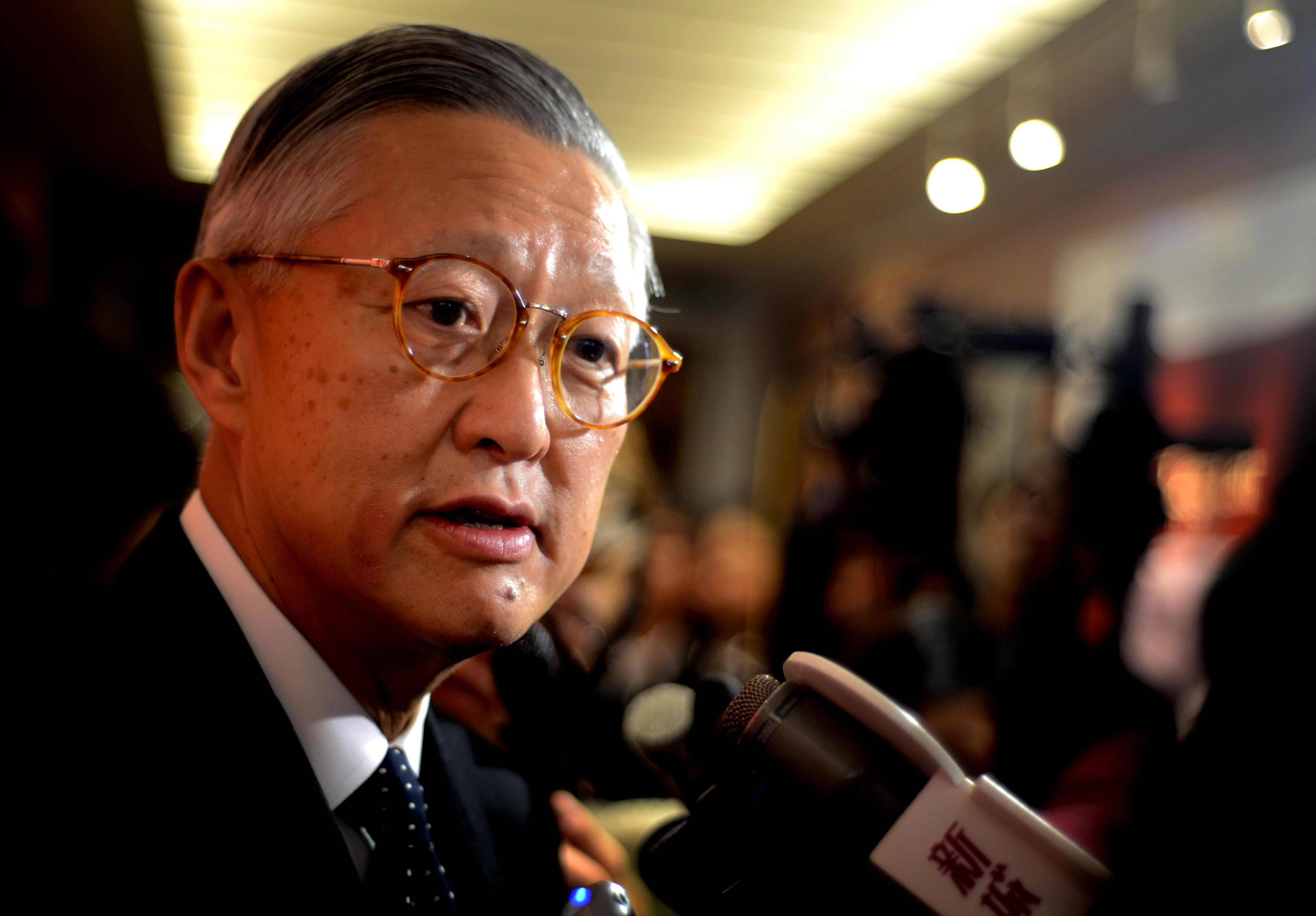 【修例风波】指法工委声明令人惊讶 李国能:港法院可判法例违基本法