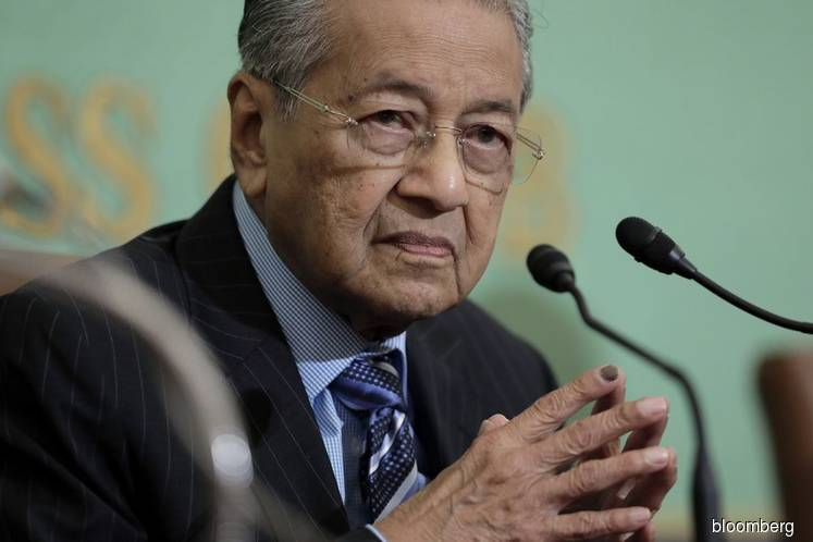 Draconian laws to be amended as soon as possible — Dr Mahathir