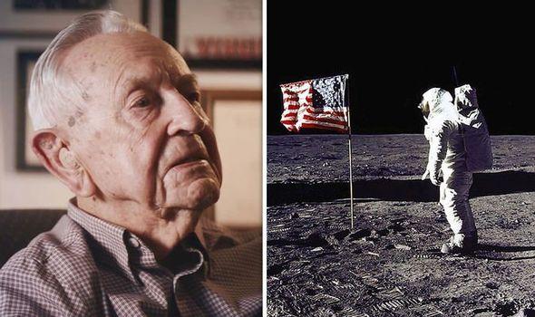 Moon landing bombshell: Apollo boss reveals NASA 'secret' 50 years on