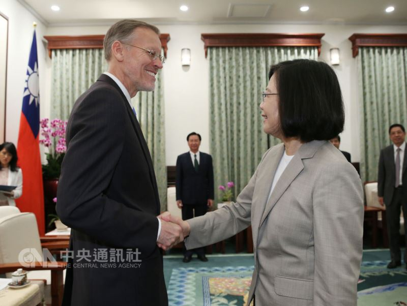 US warns of meddling in upcoming Taiwan poll