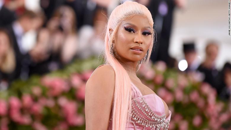 Nicki Minaj cancels her concert at a Saudi Arabian music festival