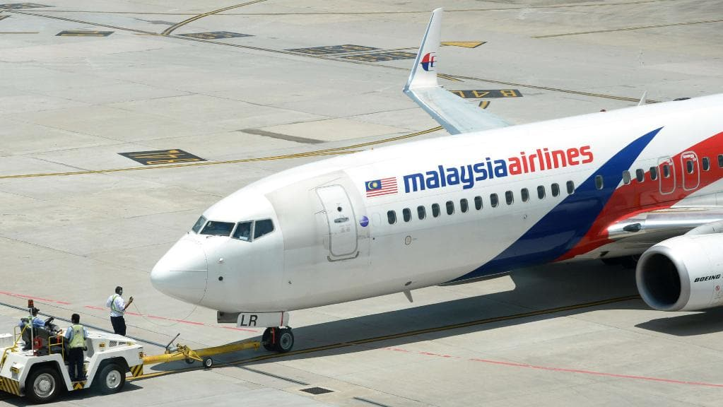 Malaysia Airlines warns against links offering free tickets