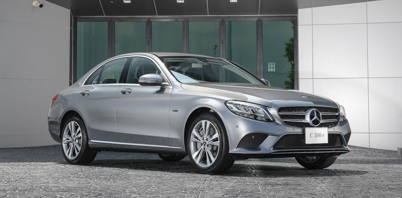 2019 Mercedes-Benz C300e plug-in hybrid: Thai prices and specs