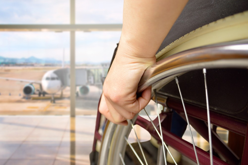 Social initiative helps disabled travelers get home safely for Christmas
