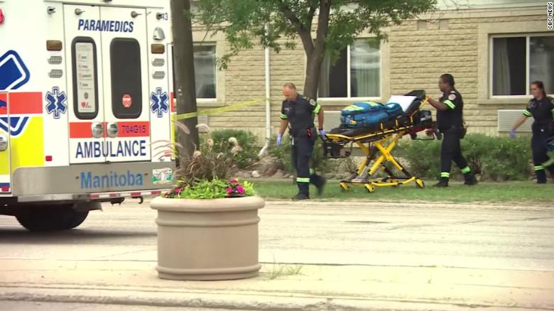 Carbon monoxide poisoning sickens 46 people at a motel in Canada