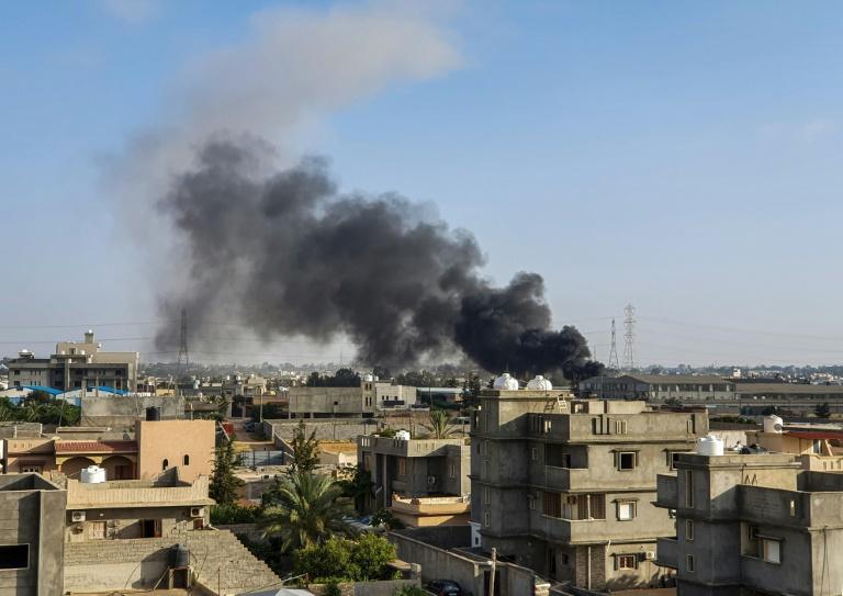 UN calls for Libya ceasefire as deaths reach 1,000
