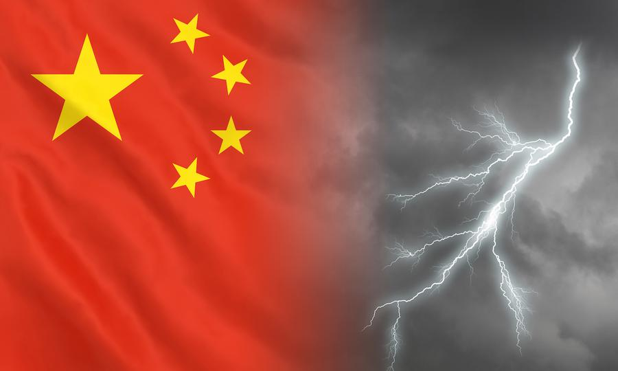China Q2 growth slowest for decades: official data