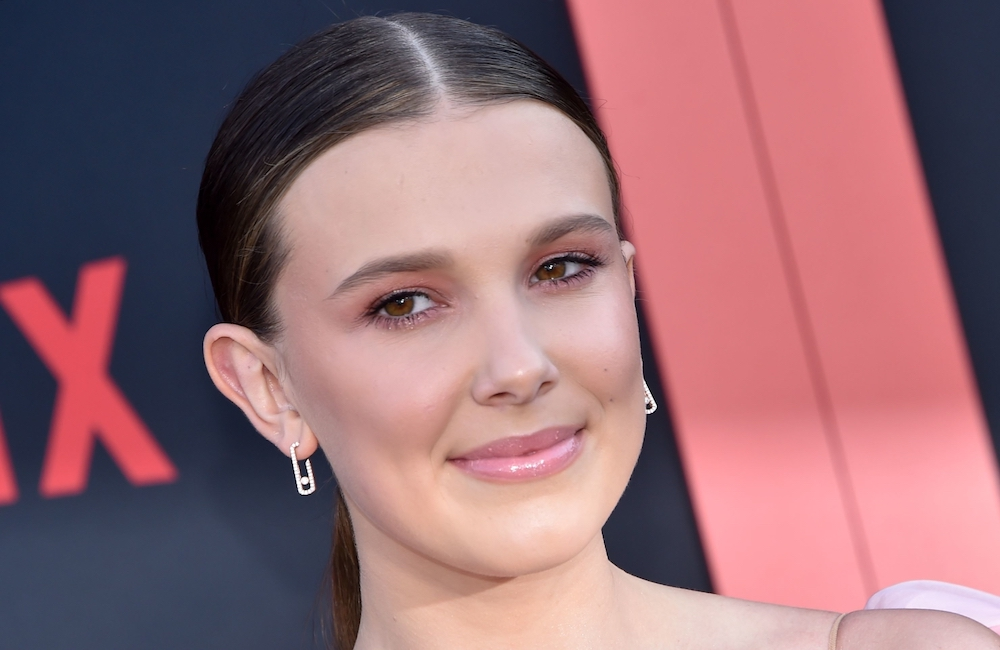 Millie Bobby Brown joins Salma Hayek and Angelina Jolie in 'The Eternals'