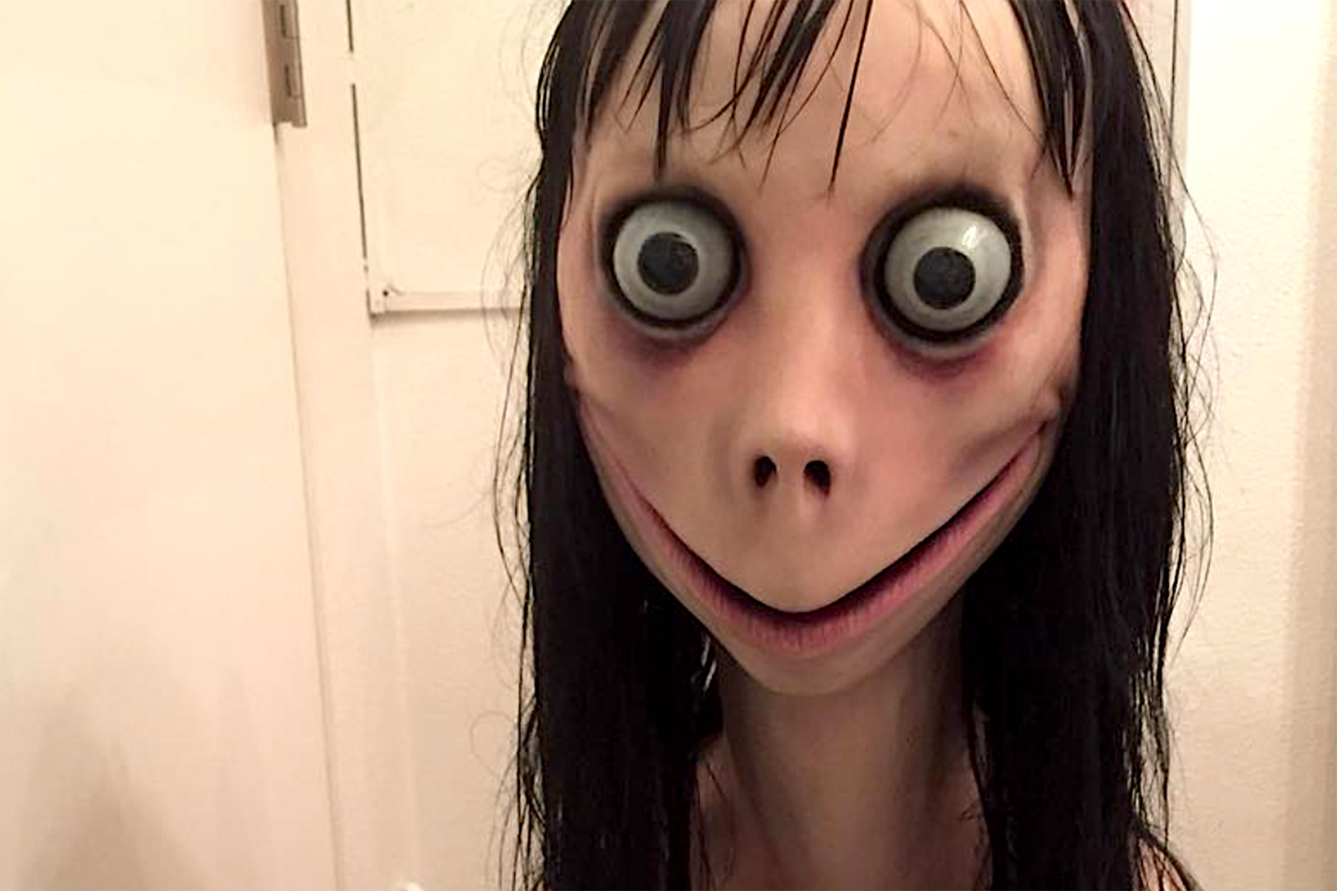 It producer developing horror film based on sculpture which inspired Momo Challenge hoax