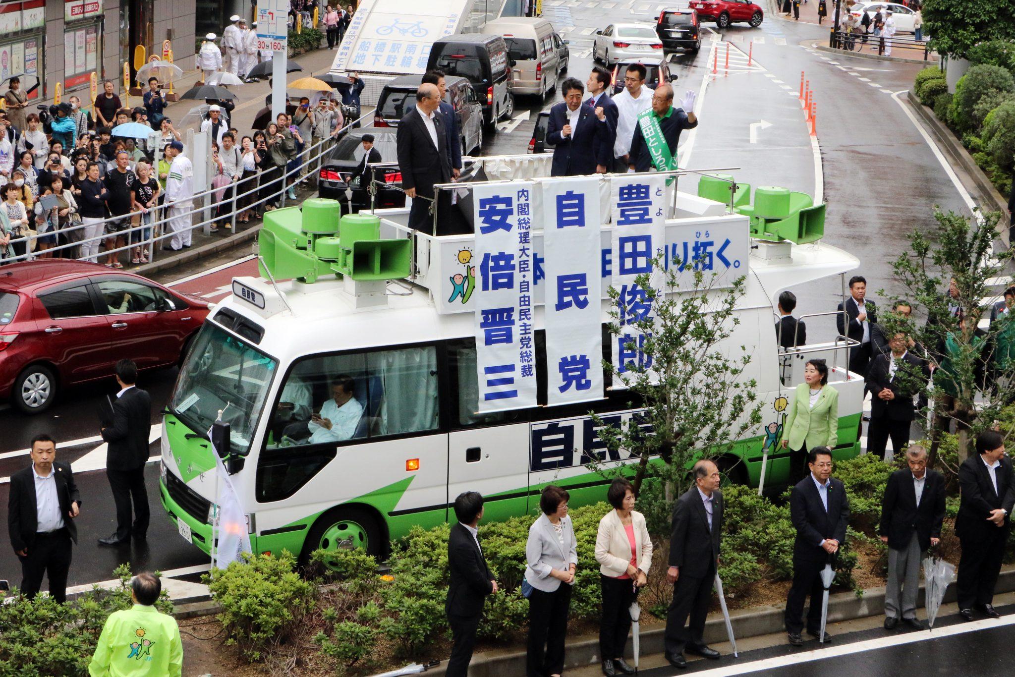 Japan's post-populist democracy