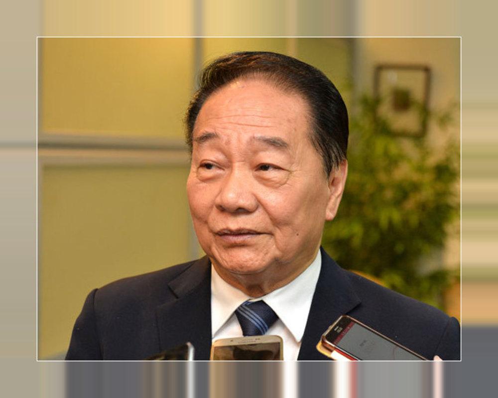 Wong lodges police report against Meluan rep for slander, sedition