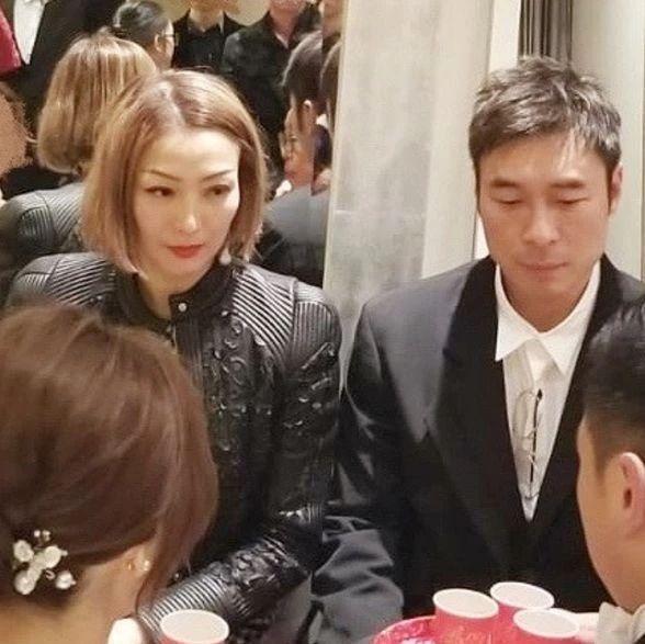 许志安爆郑秀文已无生气,黄心颖潜水两个月再现TVB?