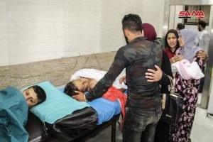 叙利亚北部阿勒颇市遭遇火箭弹袭击 6名平民死亡