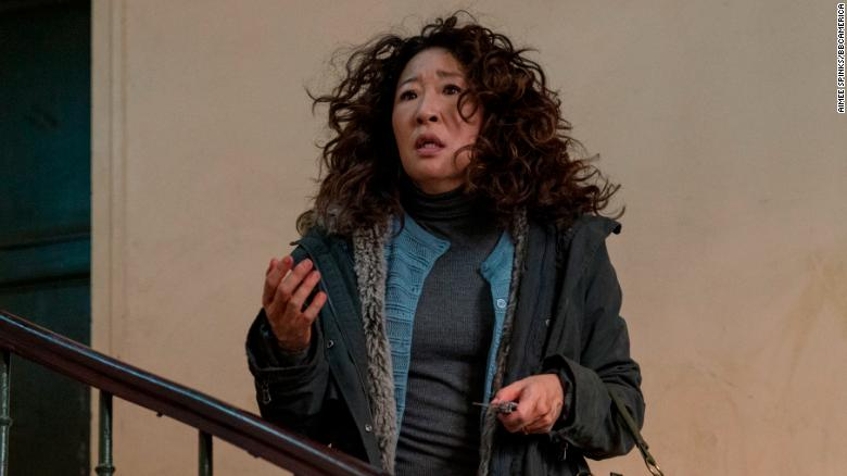 'Killing Eve' murders are inspired by real crimes