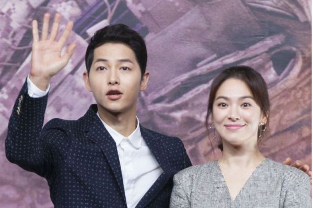 Song Hye-kyo slammed for having good time at ritzy events after Song Joong-ki files for divorce