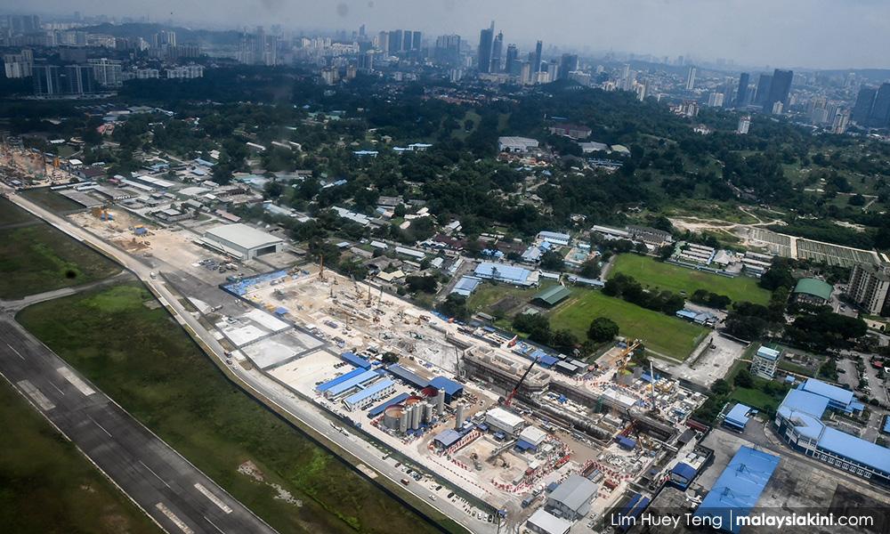 Najib: Look at Bandar Malaysia's viability, not 1MDB debts