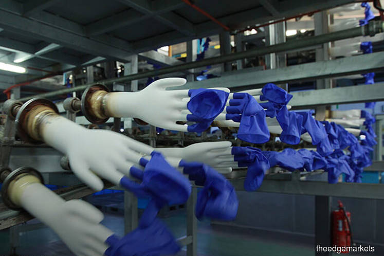 Glove makers, healthcare stocks take a breather after recent rally on Wuhan coronavirus