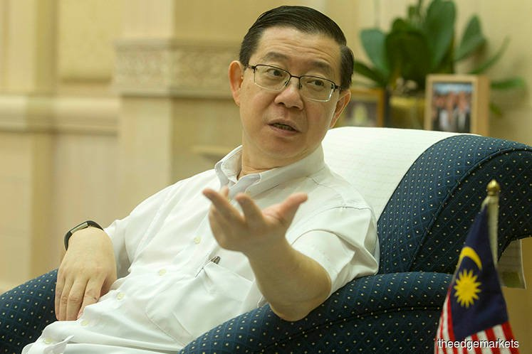 Guan Eng : Daim leading negotiations to retrieve RM8.3b payment for pipeline projects