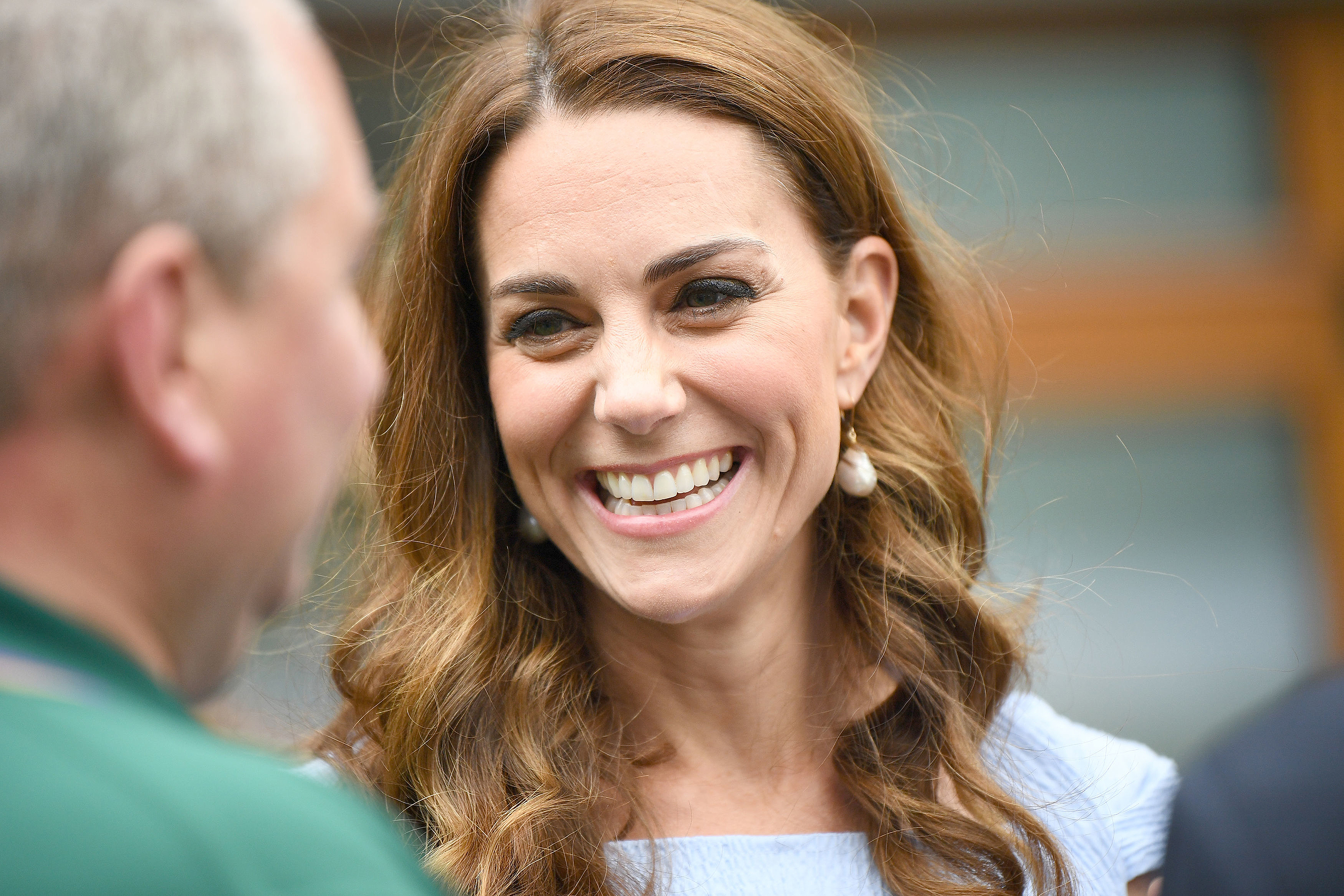 Kate Middleton Receives a Surprise Gift for Prince Louis from a Tennis Legend at Wimbledon