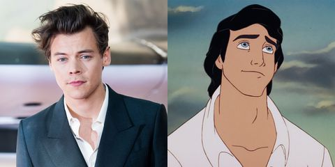 Harry Styles Is Reportedly in Talks to Play Prince Eric in 'The Little Mermaid'