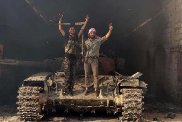 西方列强重回叙战场,普京多年努力终成空?将来谁才是大赢家