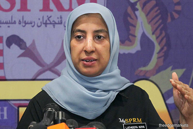 411 detained in Sabah for corruption since 2015 — Latheefa