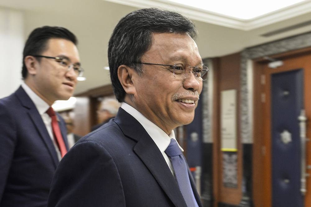 Shafie leverages on Sabah's geographic location to lure Japanese investors
