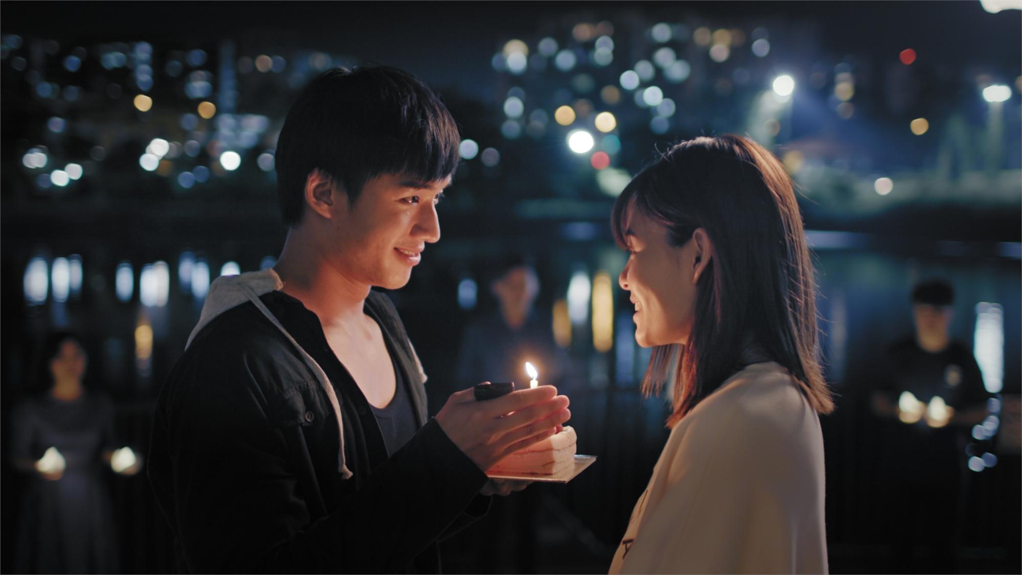 陈泽耀首演新加坡网剧 与陈楚寰上演人鬼恋