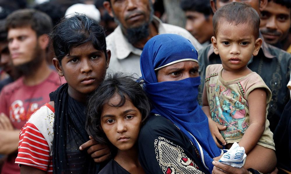 促国际社会伸援罗兴亚,马哈迪抨联合国无为