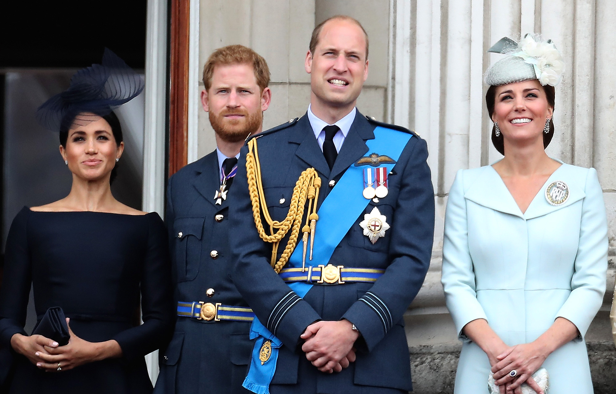 How Meghan Markle and Kate Middleton Managed the 'Undue Pressure' to 'Be Best Friends'