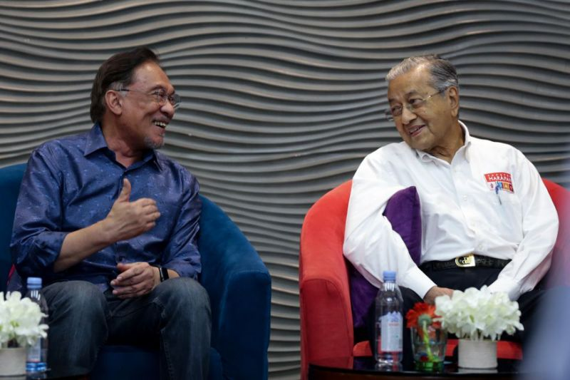 Anwar PM by 2020? Stop harping on power transfer from Dr M, says PKR info chief