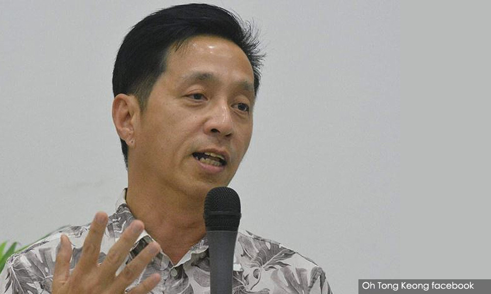 Why increase assessment rates when Penang financially sound, asks Gerakan