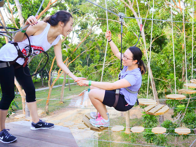 The best obstacle courses and races in Singapore