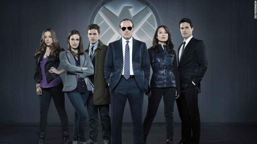 'Marvel's Agents of SHIELD' marks the end of an era with its series finale on ABC