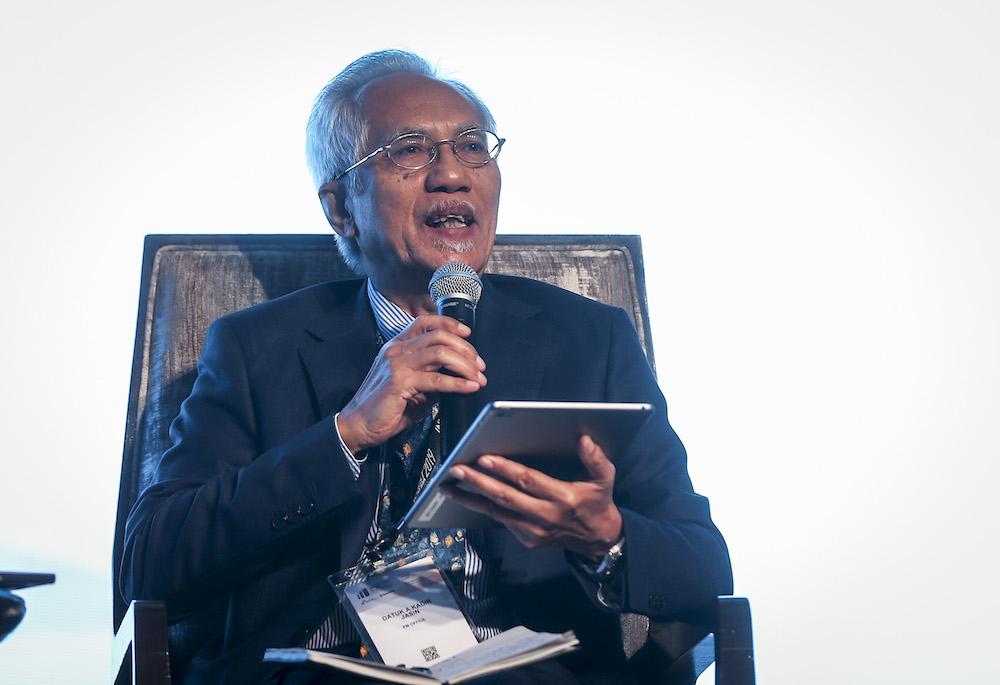 Kadir Jasin: Enough check and balance in place to ensure no more 1MDB