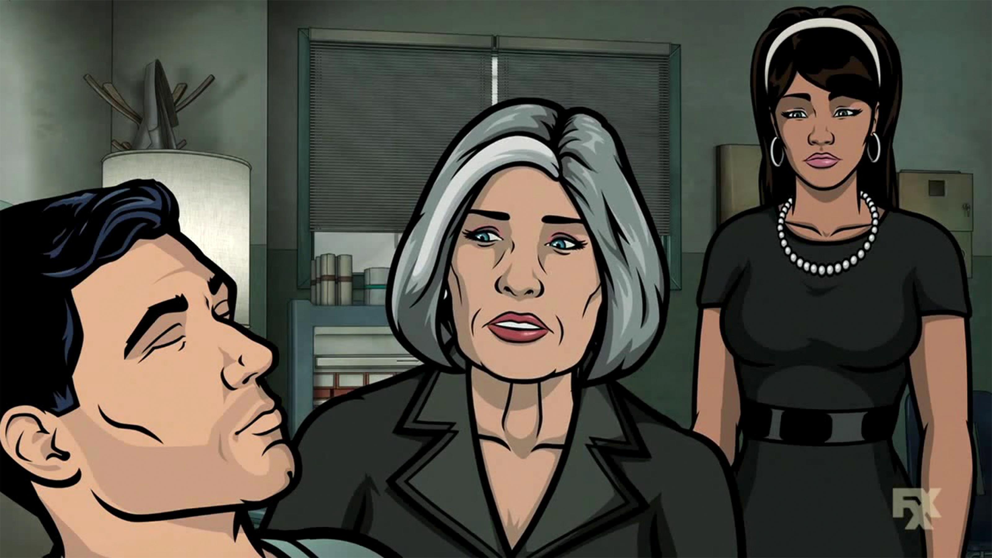 FX's Archer renewed for surprise season 11, reveals major changes