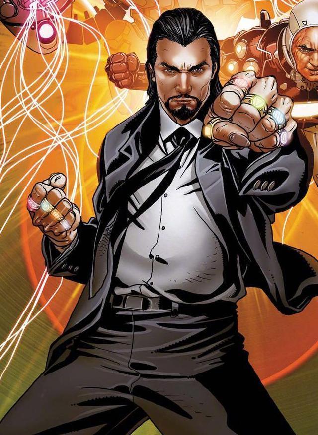 梁朝伟加盟漫威新片《上气》 饰演反派满大人 该角色曾在《钢铁侠3》中出现