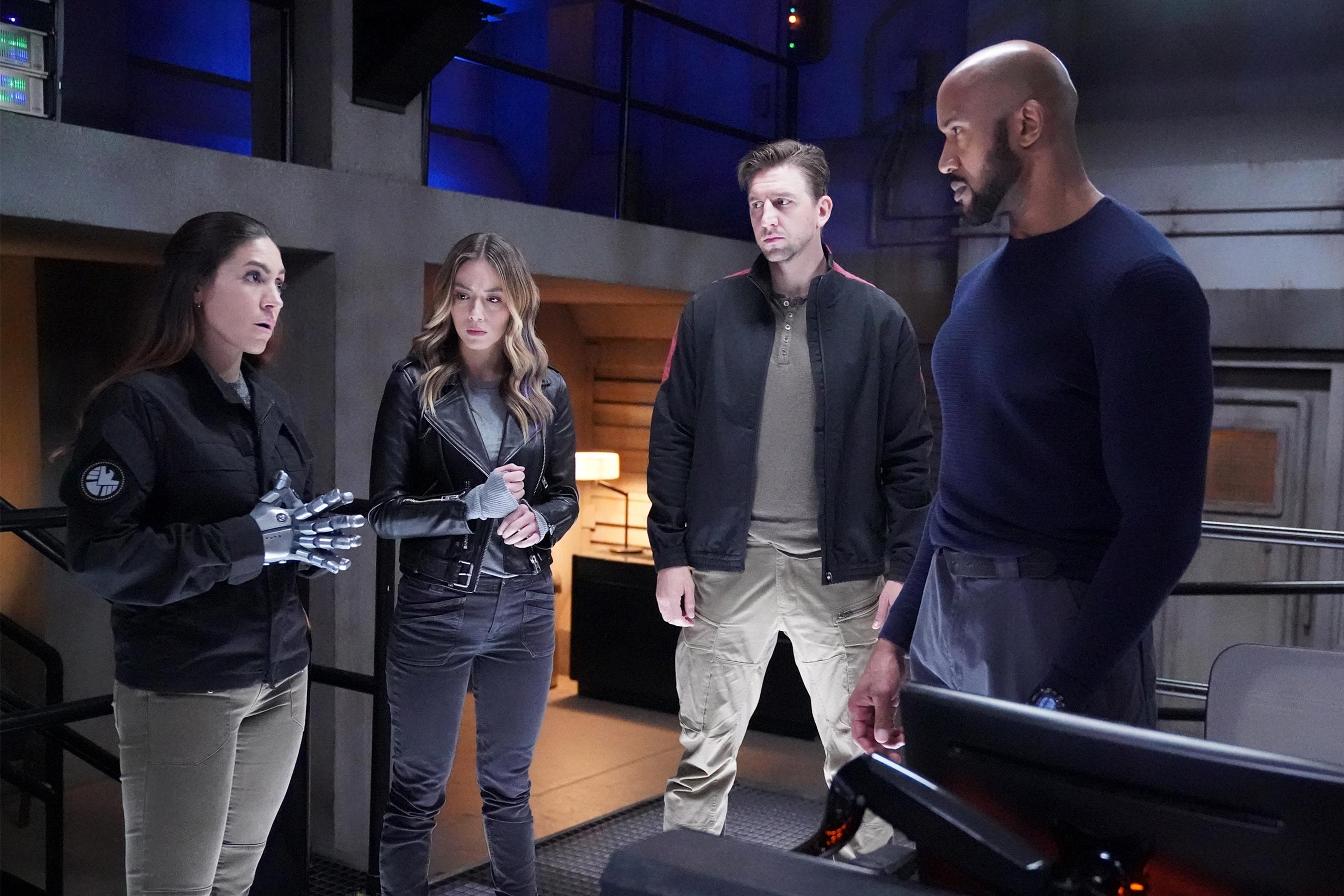 Agents of S.H.I.E.L.D. recap: Attack of the body-jumper from another dimension
