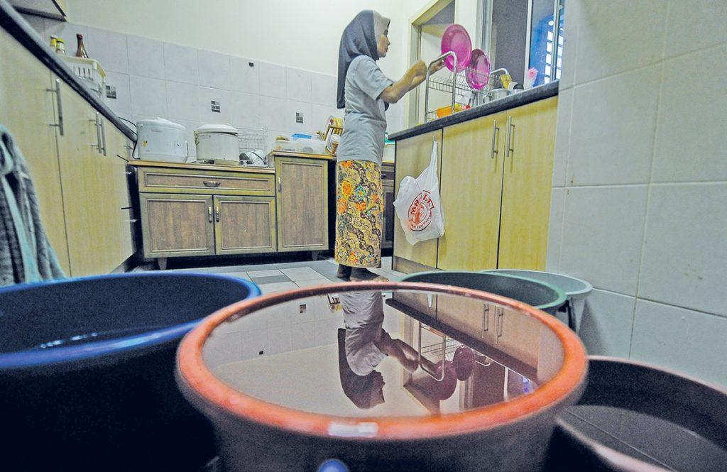 Water supply restored 99% in Hulu Langat