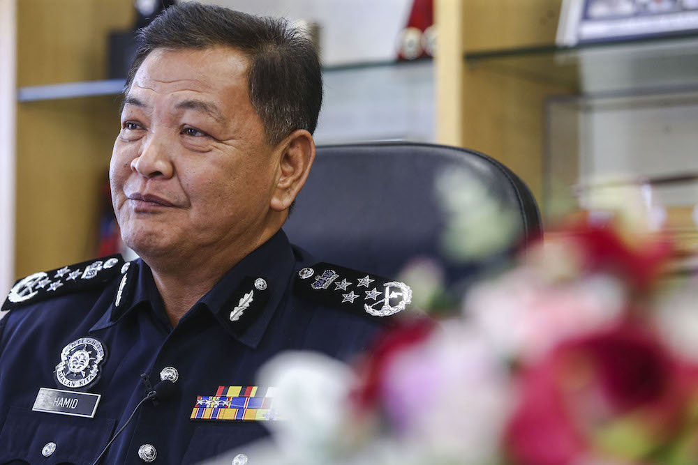 IGP: More NRD officers to be detained to facilitate MyKad syndicate probe