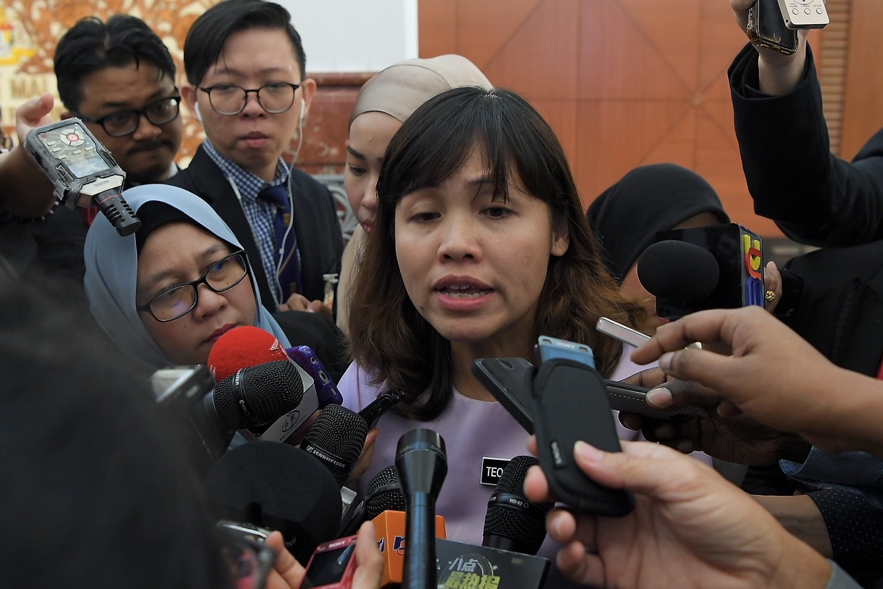 Menu of free breakfast to follow boarding schools SOP, Dewan Negara told