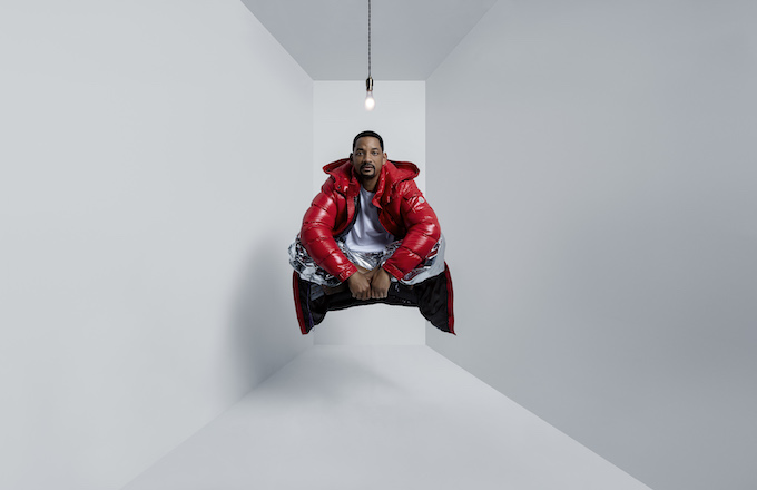 Will Smith Stars in Moncler's 2019 Campaign 'Genius Is Born Crazy'
