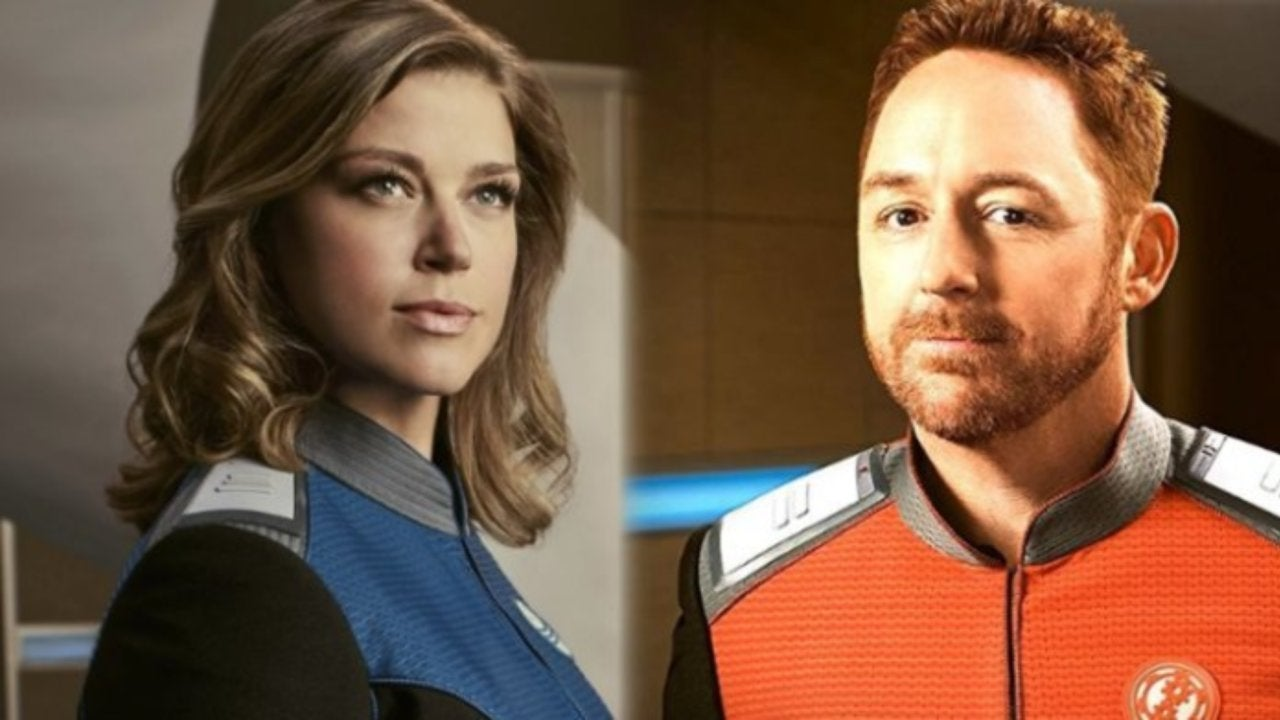 Former Agents of SHIELD Star Adrianne Palicki Files for Divorce From The Orville Co-Star Scott Grimes